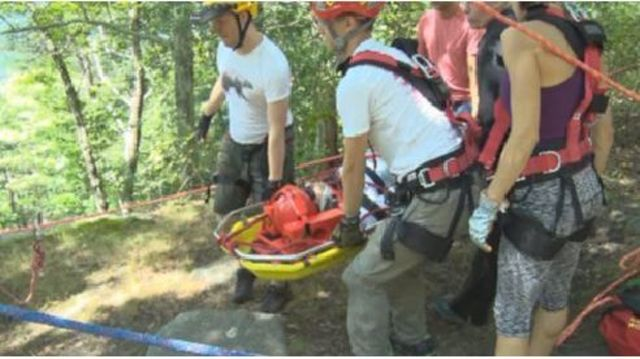 WVSOM Is Teaching Wilderness Medicine