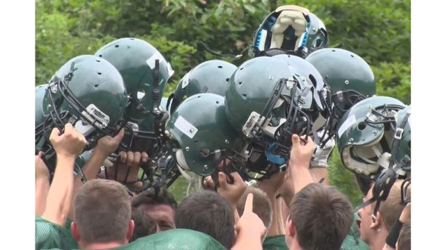 Wyoming East Football Looking to Turn it Around in 2017
