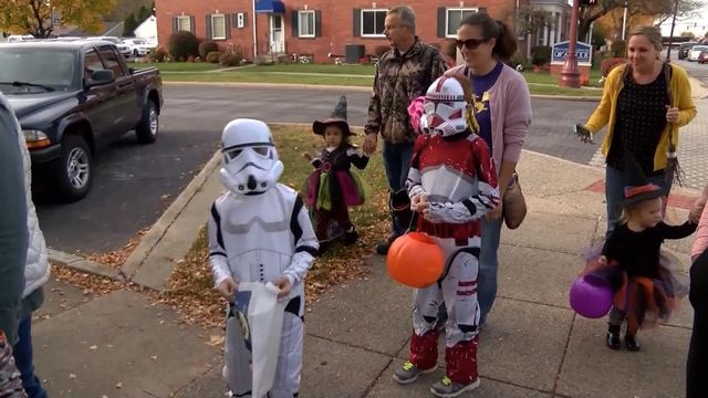 No Tricks from Emergency Personnel's Halloween Safety Tips