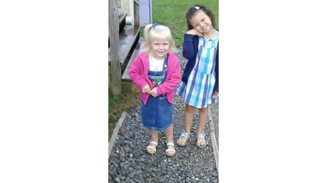 11-13-17 My girls Nichole and Sahar getting ready to go to school from Mindy Ogle.jpg