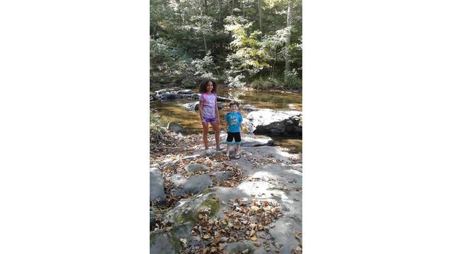 11-16-17 Aalayah and Timothy enjoying the weather at the Falls from Nikki Lee.jpg