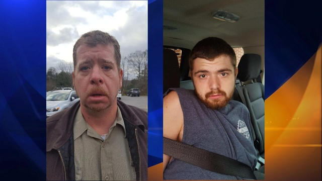 2 Fayette County men arrested for attempted murder
