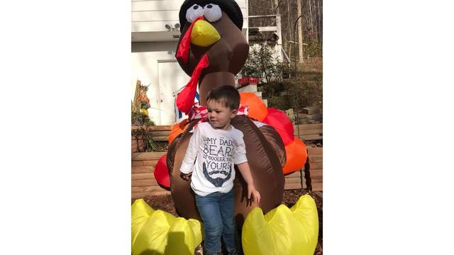 11-23-17 My son Benjamin hanging out with his turkey from Emily Gross_1511906674727.jpg