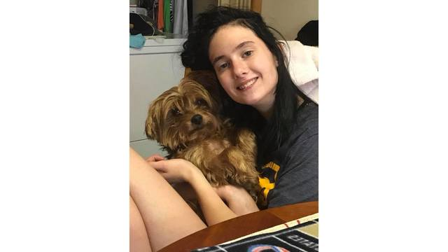 11-25-17 This is my daughter Addisyn and our family dog Bella from Regina Williams_1511906676313.jpg