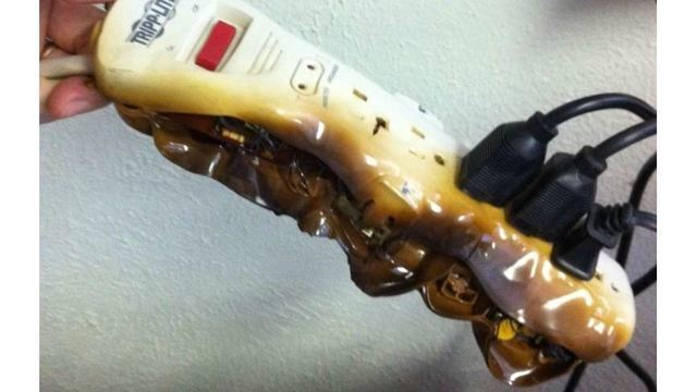 Firefighters: Don't plug space heaters into power strips