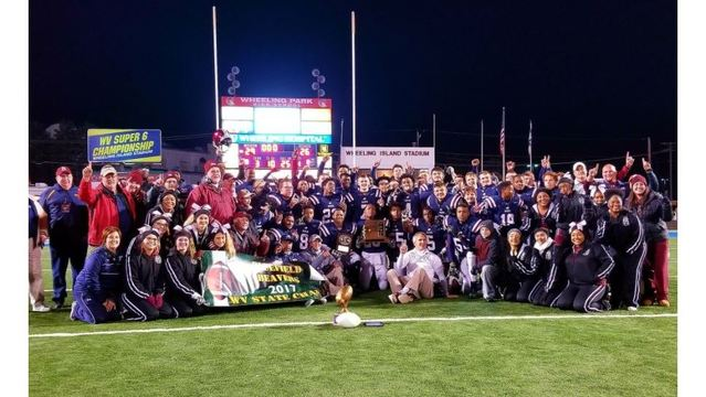 Bluefield Beavers crowned Class AA State Football Champions