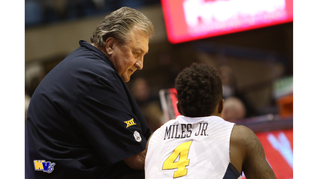 Mountaineers sends Virginia to first defeat