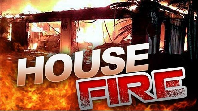 Crews battle house fire in Raleigh County