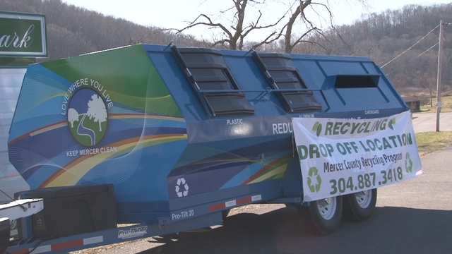 3 local WV counties receive recycling grants