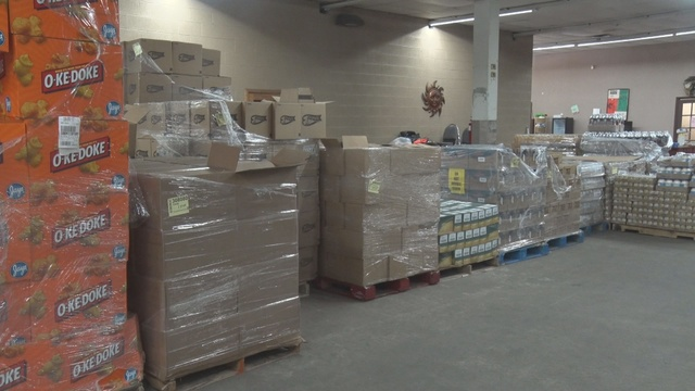McDowell County Food Bank in Desperate Shortage