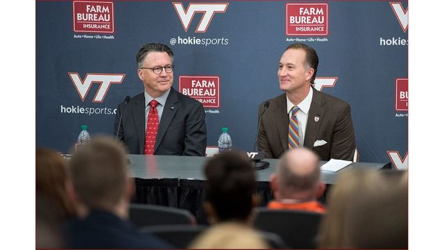 Virginia Tech gift to create athletics performance center