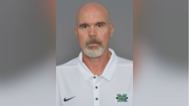 Marshall's offensive coordinator steps down