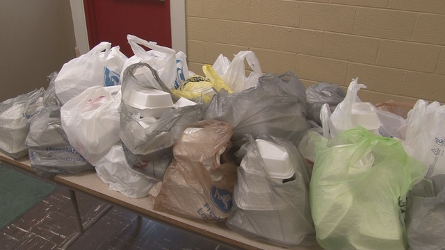 Merry Meals: Union Mission Feeds Neighbors for Holiday