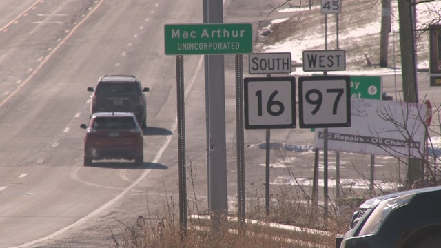 Town of Mabscott Looking to Annex Robert C. Byrd Drive