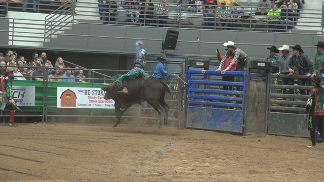 Extreme bull riding returns to Beckley