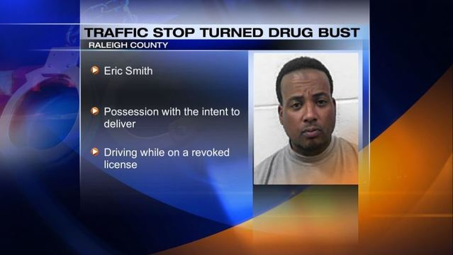 Man arrested for drugs during traffic stop in Beckley