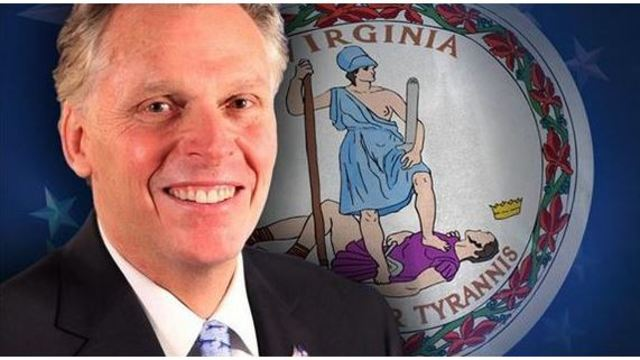 Former Gov. McAuliffe: Trump 'embarrasses us'