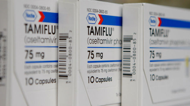 Year-old's flu medicine caused rare psychotic side effects