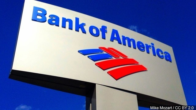 Bank of America eliminates no-fee checking account