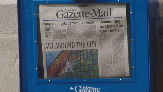 Charleston Gazette-Mail to file bankruptcy ahead of sale to Ogden Newspapers