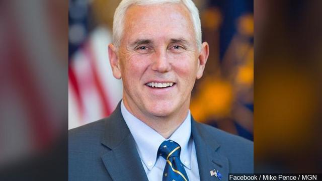 VP Pence to visit Greenbrier County business Wednesday