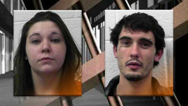 Two arrested for robbing, beating man with a shovel