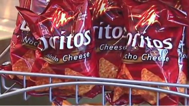 Doritos outrages internet with 'low-crunch' chips aimed at women