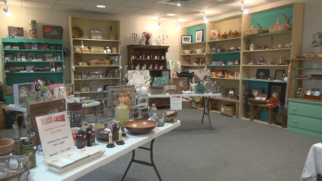 Museum launches blowout sale to help with flood repairs