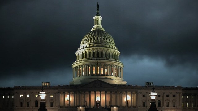 US's brief shutdown over after Congress passes two-year budget