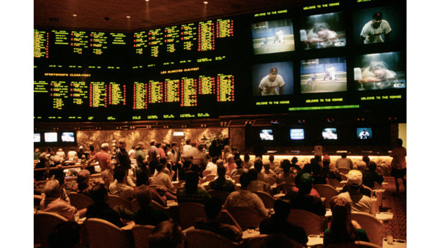 Senate committee passes sports betting bill
