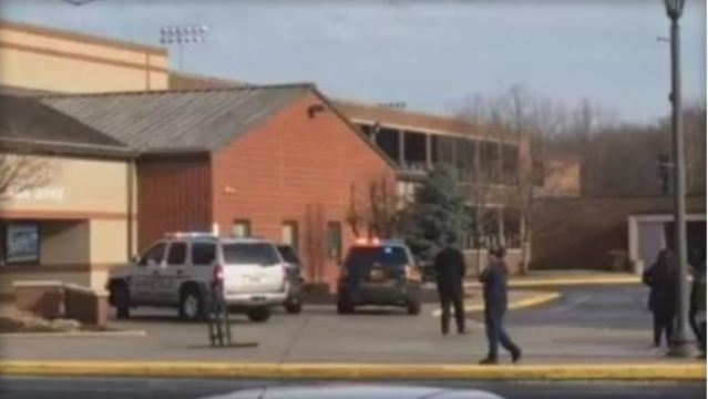 7th grader shoots self at Ohio middle school