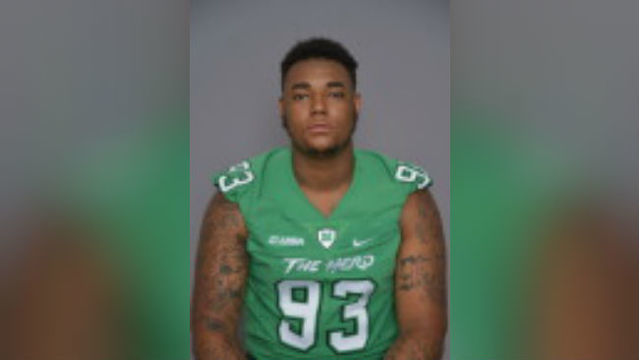 Herd DT Larry Aaron III dead at 19