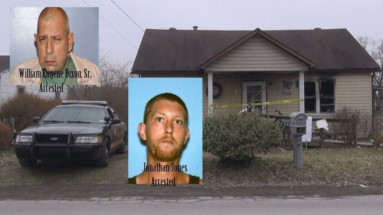 2 people are arrested connection with Oak Hill fatal fire