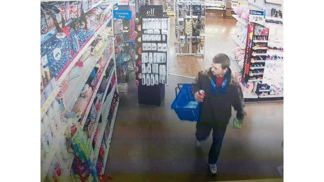 Man Accused of Stealing From Walmart