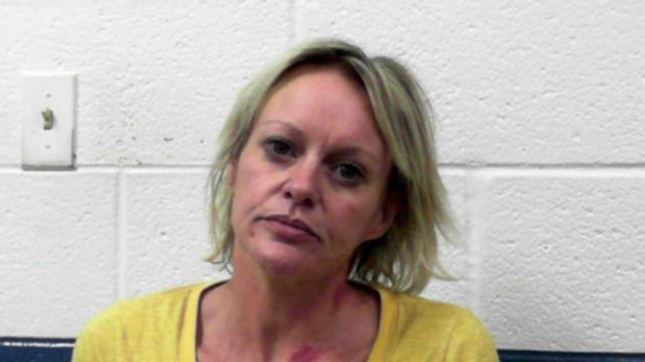 Woman arrested for DUI after needles, drugs found in car