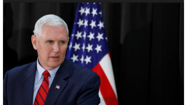 VP Mike Pence talks economy at local business in Greenbrier County