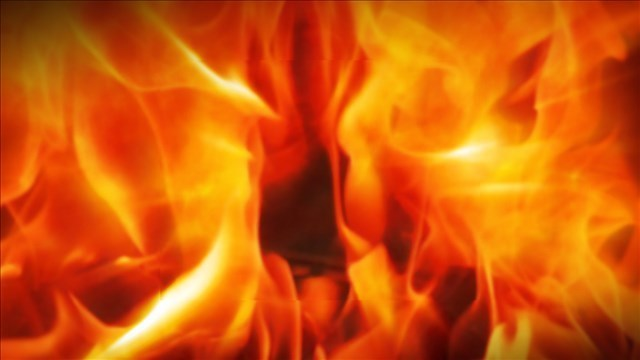 Fire destroys home in McDowell County