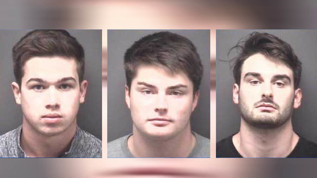 2,500 Xanax bars seized; 4 arrests made in raid of frat house
