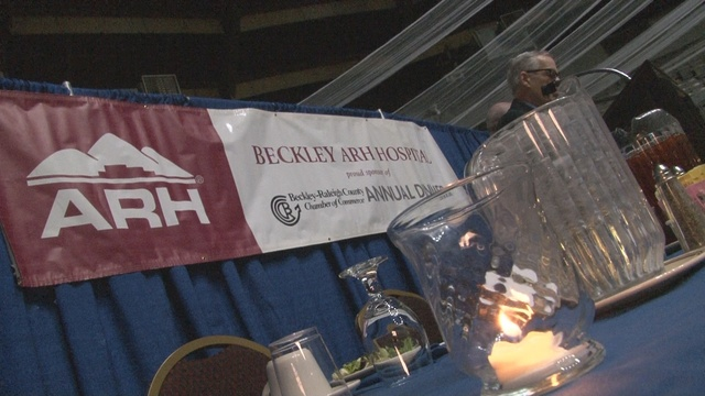 Beckley-Raleigh County Chamber of Commerce holds 98th annual dinner