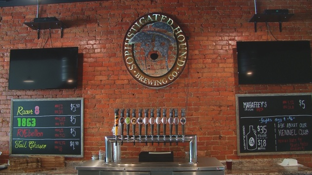 New brewery opens in Princeton