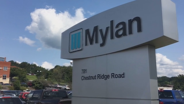 Mylan Executive returns home to Greenbrier County roots