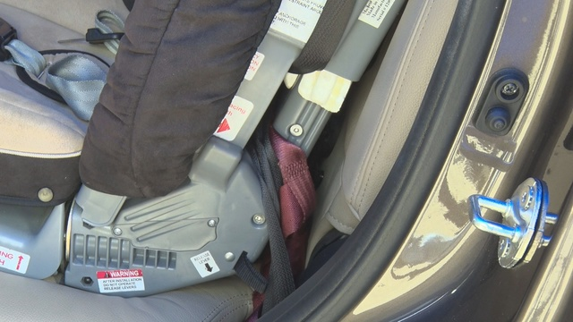 Child Car Seats Get Check With WV Highway Safety Program