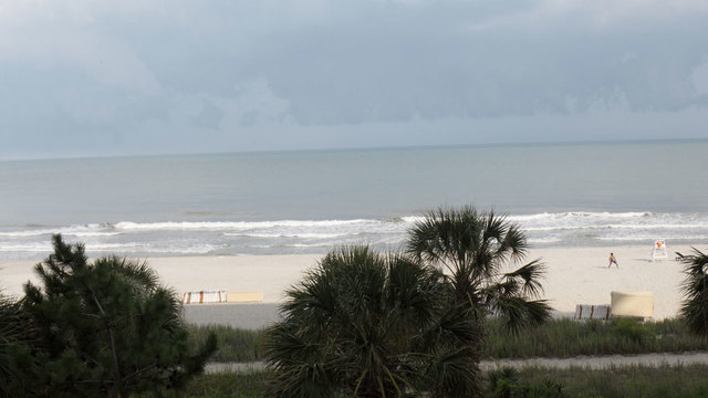 Warning Parts Of Myrtle Beach Under Temporary Swim Advisory Due To High Bacteria Levels