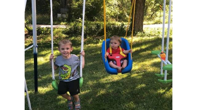 8-1-18 Nate and Kolby enjoying the warm weather from Heather Mustain_1533739106350.jpg.jpg