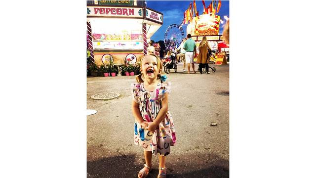 Everly Mann taking in all the fair fun from Ashileigh Mann_1534188851329.jpg.jpg