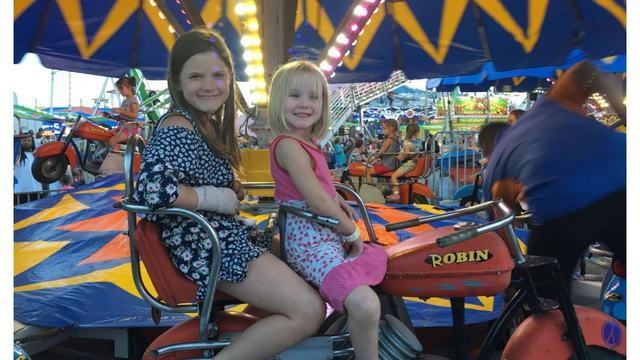 Blakelyn riding with Annabella on her first fair ride from Jessica Estep_1534282128334.jpg.jpg