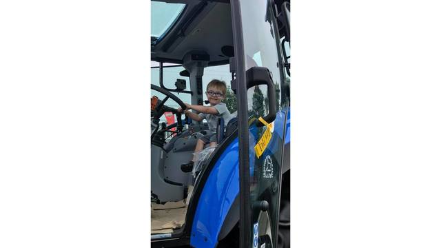 Hudson Betkijian 2 years old From Shady Spring, WV loving all the tractors from Ashley Betkijian_1534282000333.jpg.jpg