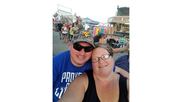 Me and my husband enjoying a day at the fair 2018 from Crystal Whitlow_1534281986610.jpg.jpg