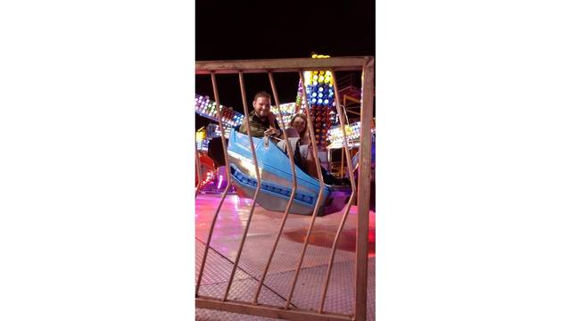 My 2 kids enjoying the rides at the WV state Fair from Michelle Morton_1534282109539.jpg.jpg