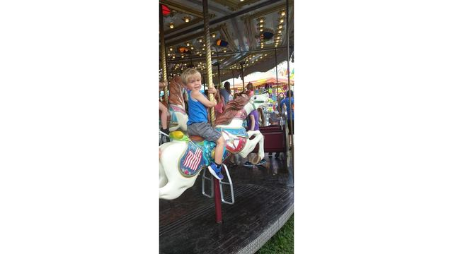 My 3 year old Gabriel, enjoying the carousel from Tracie Weikle_1534281980241.jpg.jpg